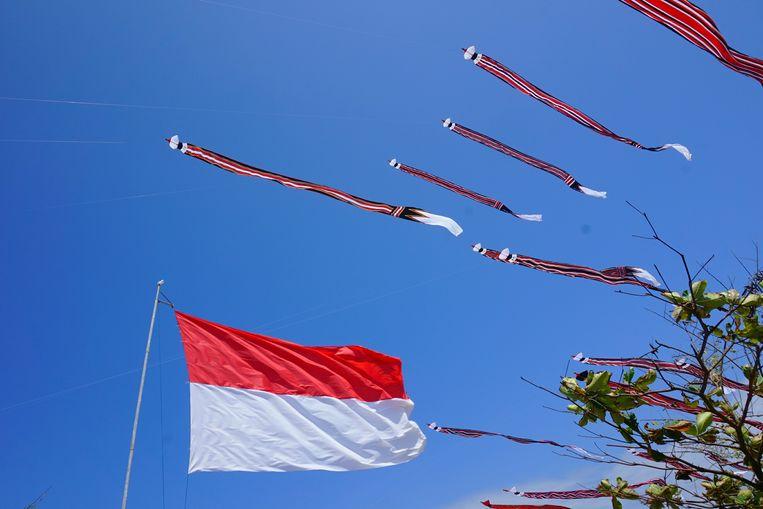 Musik, tarian dan layang-layang: ini semua tentang Indonesia.  gambar
