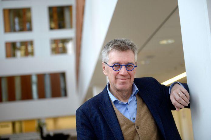 Frans van Vught zwaait na tien jaar af als voorzitter van de raad van toezicht van ziekenhuis MST.