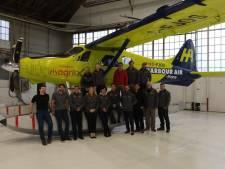 Eerste test met elektrisch passagiersvliegtuig loopt goed af