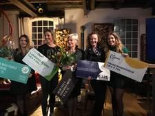 Tanja, Renske en Henny winnen FEM!-verkiezing