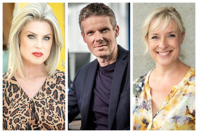 Joyce De Troch, Frank Duboccage, Katrien De Becker