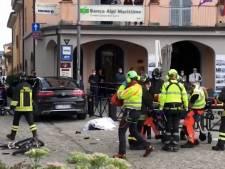 SUV rijdt in op toeristen in Italië, Belg (60) gewond: 'Het leek wel alsof hij gek was'