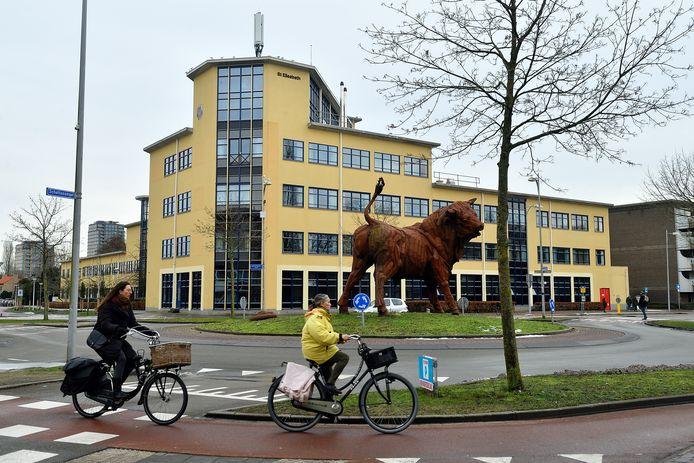 Het Elisabeth Verpleeg- en Gasthuis in Amersfoort