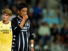 Ryota Morioka prolonge à Charleroi jusqu'en 2024