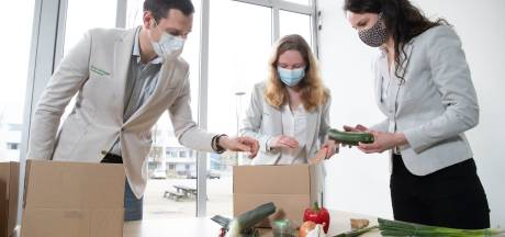 Elfde Happietaria in coronastijl: maaltijdboxen voor het goede doel