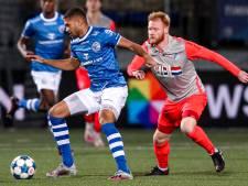 Slappe eerste helft kost FC Eindhoven dure punten tegen FC Den Bosch