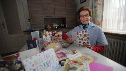 """Lucienne Dewinter (77) van wasserij Sneeuwwitje: """"Draaiende wasmachine maakt me nog altijd gelukkig"""""""