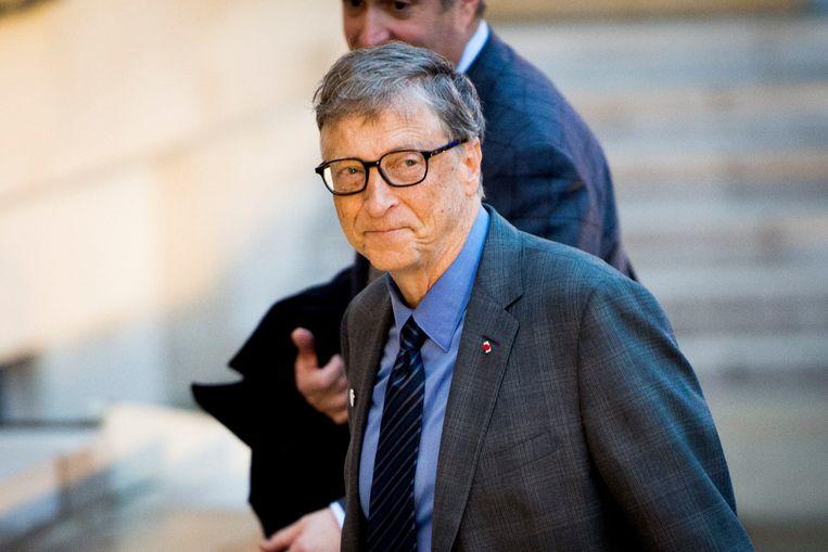 Bill Gates. Beeld Photo News