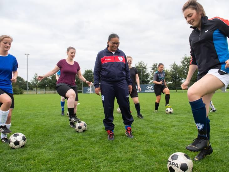 Het verhaal van JEKA-coach Mildred Baal: van huisvrouwenteam naar scoren in Oranje