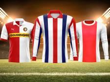 Willem II-shirt verkozen tot mooiste shirt aller tijden