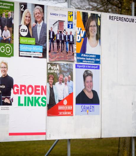 Enige debat Geldrop-Mierlo op Eindhovense bodem
