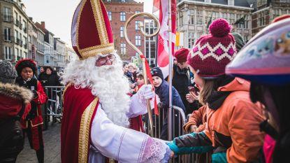Sinterklaas en 99 Pieten trekken zaterdag met parade door Sint-Truiden