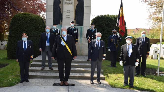"""Roeselare herdenkt V-day: """"Dankbaar voor zij die gestreden hebben en hun leven hebben gegeven voor onze vrijheid"""""""