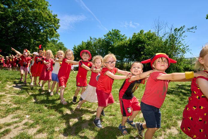 Red Challenge Bierbeek School De Kinderberg