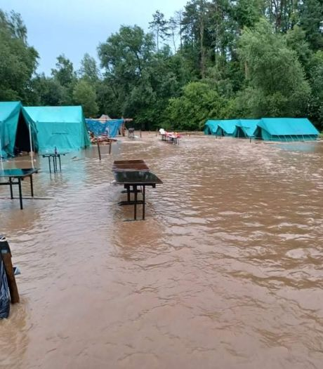 """Les camps """"sous tente"""" doivent évacuer sans délai en province de Namur"""