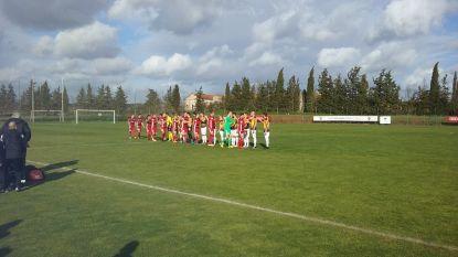 Gelijkspel en winst voor Malinwa tegen stevige Duitse tegenstanders