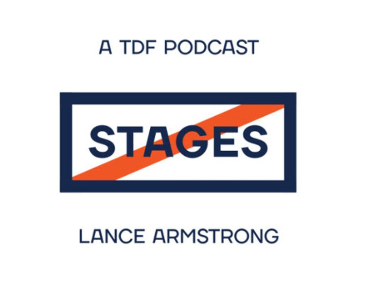Podcast van Lance Armstrong Beeld RV