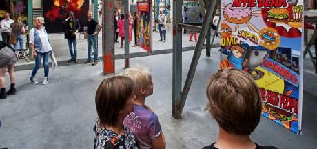 Expositie van jongeren op de Noordkade laat zien hoe kunst troost biedt en verbindt