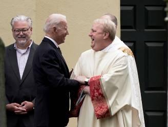 Priesters mogen Joe Biden de communie weigeren
