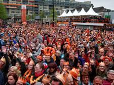 Koningsdag Tilburg trekt hoogst aantal bezoekers sinds jaren