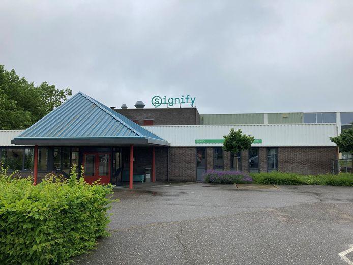 De Signify-fabriek in Winterswijk.