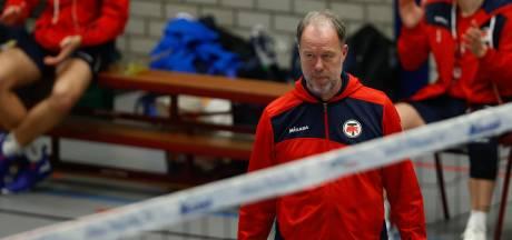 Erik Gras voor twee jaar coach van volleyballers Vocasa
