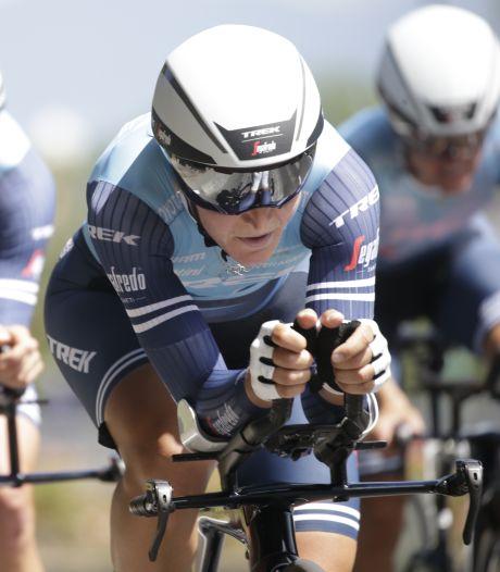 Ploeg Lucinda Brand en Ellen van Dijk wint openingstijdrit Giro Donne