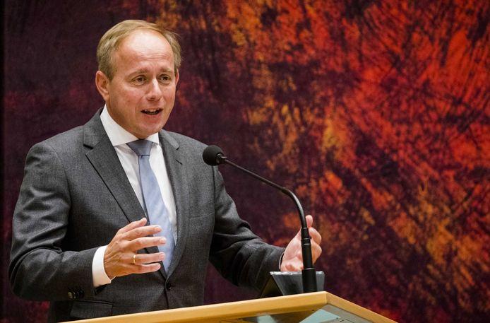 Een van de ondertekenaars is SGP-leider Kees van der Staaij.