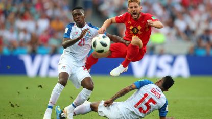 Opnieuw beslissend in eerste WK-match Bisnummer voor 'blondie'