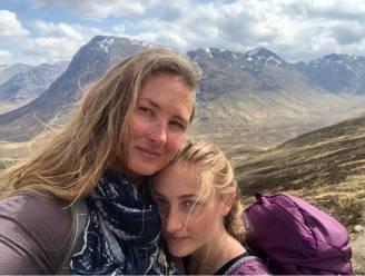 """Onze reporter ziet hoe dochter ondanks corona zekerheden durft opgeven: """"Studie on hold om in Schotland de liefde te volgen"""""""