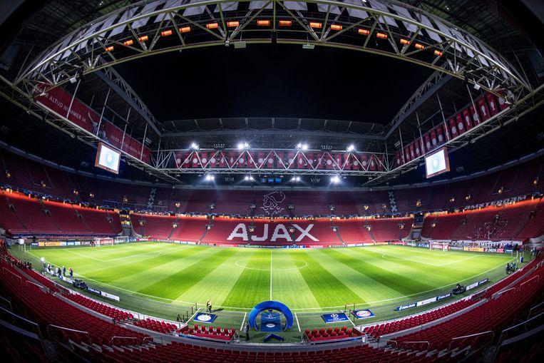 Johan Cruijff Arena Beeld Uefa/Getty Images