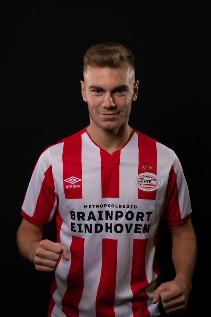 Toni Lato bij zijn komst naar PSV.