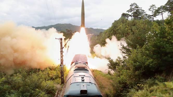 Noord-Korea vuurt projectiel af in zee en vertelt VN het recht te hebben wapens te testen