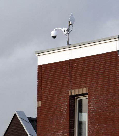 Camerabewaking? Pas op voor ruzie met de buren!