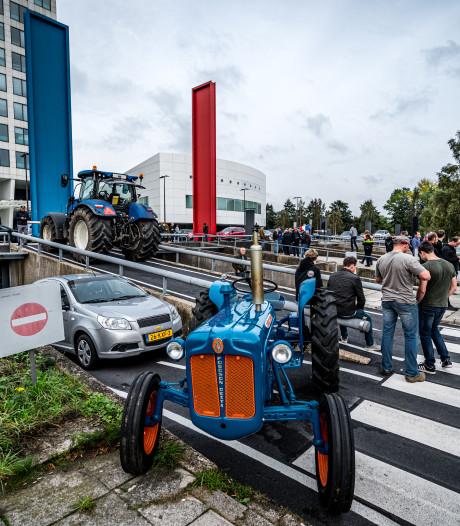 Boeren halen in Utrecht een 'succesje', in Zuid-Holland stellen zij een ultimatum