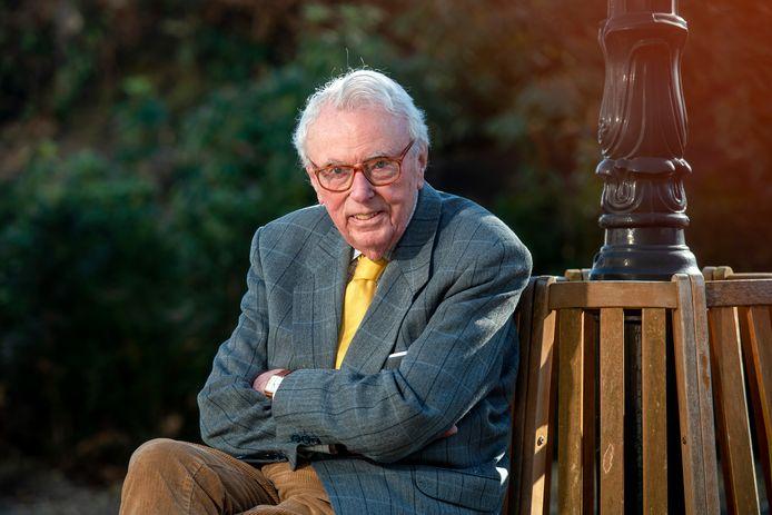 Gerrit Willem Ormel. ,,De filosofie is een weg om tot inzicht te komen. Ik ben blij dat ik mensen daarbij behulpzaam mag zijn.''