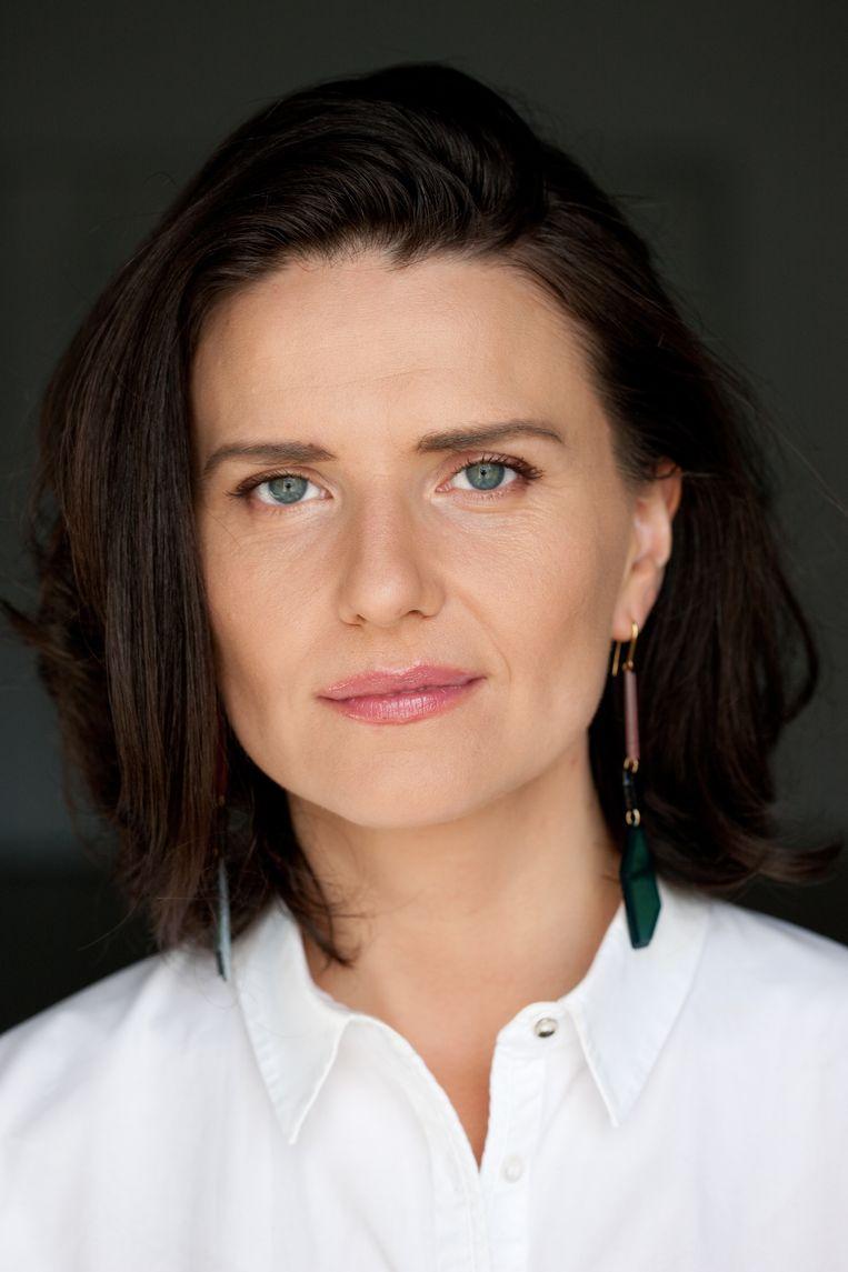 Oana Bogdan. Beeld RV