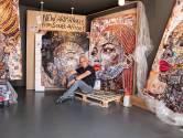 Spectaculaire expositie: Wim (64) haalt kunst uit Zuid-Afrikaanse townships naar Amersfoort