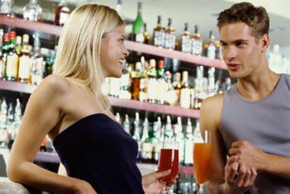 Hoe goed te flirten