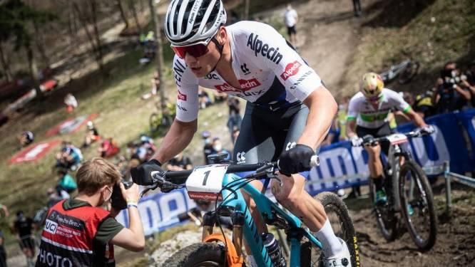 """Van der Poel nog geen 100 procent, maar wel gerustgesteld na 7de plaats in Albstadt: """"Hij hoort nog altijd bij de wereldtop"""""""