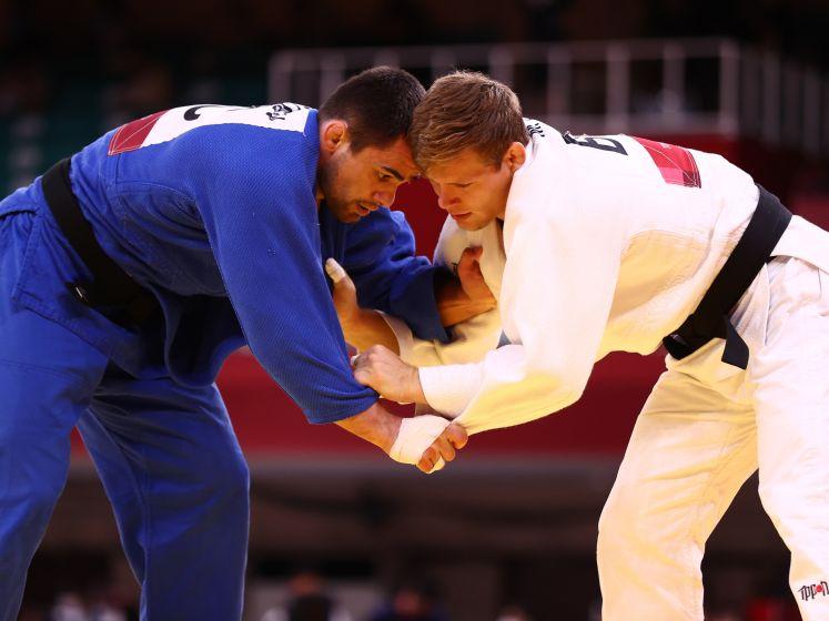 Matthias Casse op medaillekoers! Judoka wint van Russische nummer 8 van de wereld en plaatst zich voor halve finales