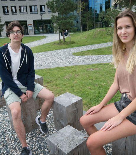 Wanhopige Lyubomir slaapt niet langer op de bank: Etten-Leurs gezin neemt Avans-student in huis