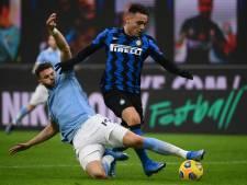 Inter aan kop dankzij goedkope strafschop na tackle Hoedt en 300ste goal Lukaku