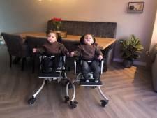 Doneeractie voor rolstoelbus doodzieke tweelingbroertjes groot succes, ouders overrompeld: 'Wat een donaties!'