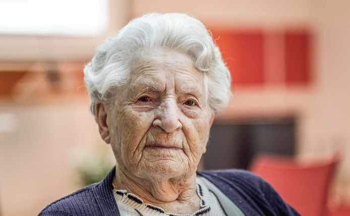 Ieper Godelieve Voet mocht maandag het ziekenhuis in Ieper in blakende gezondheid verlaten.
