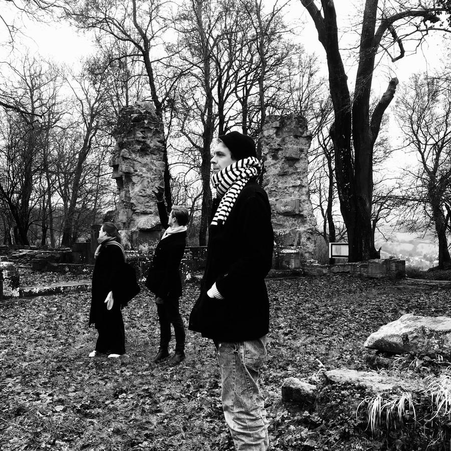 Marijn Gravens Narziss/Hildegard/ Goldmund is een van de nieuwe producties op Festival Cement. Foto Maartje Prins