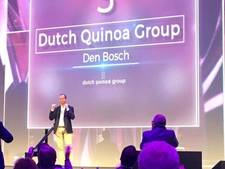 Bossche Dutch Quinoa Group derde bij innovatiewedstrijd MKB Nederland