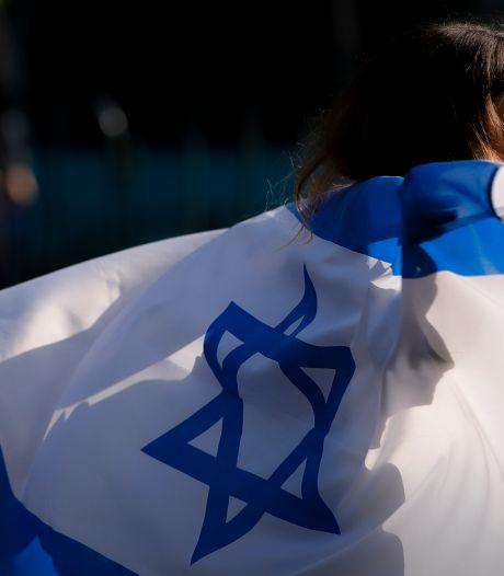Voorstel voor hijsen vlag van Israël bij gemeentehuis op Urk: 'Geweldsgolf onacceptabel'