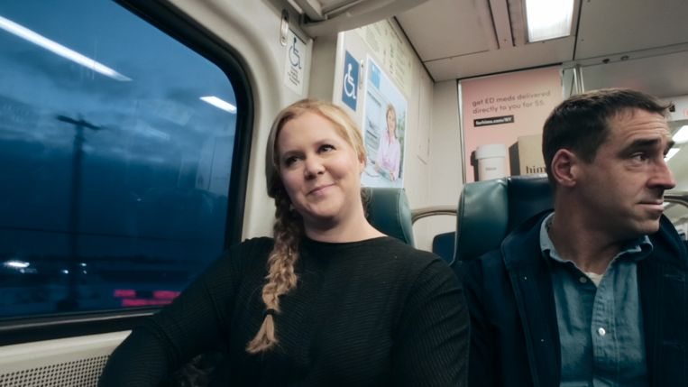 Amy Schumer in 'Expecting Amy'. Beeld Streamz/HBO