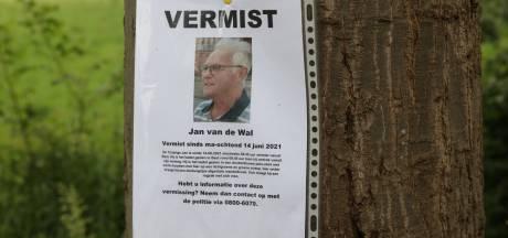 Weer grote zoektocht in omgeving Best, Liempde en Oirschot naar vermiste Jan van de Wal (72)